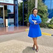 She's Back! Betty Kyallo Back to Standard Group