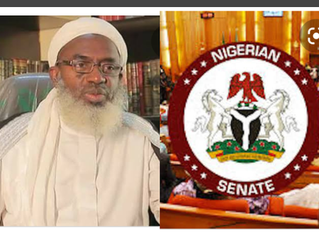 Today's Headlines: Gumi Sheikh Sends Message To Senators And Lawmakers, Ortom Meets Adamu In Abuja