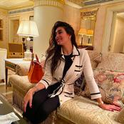 فخامة لا تصدق.. شاهد قصر ياسمين صبري وأبو هشيمة من الداخل
