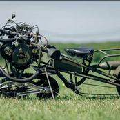 Marvels Of Early Engineering: See The Specifications Of This Type Of Cycle Made For The French Army