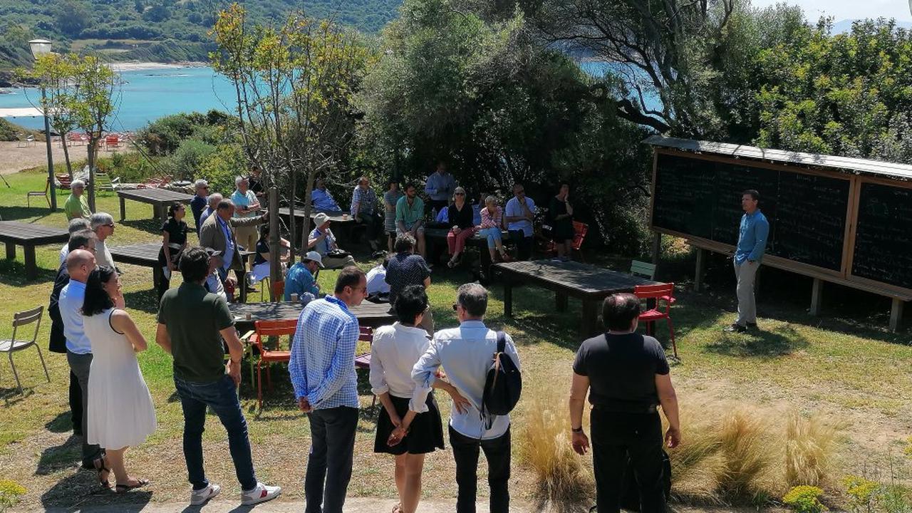 L'Institut d'Études Scientifiques célèbre ses 60 (et un) ans à Cargèse
