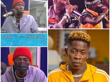 Joint 77 Cries In A Live Radio Interview After He Was Asked About Shatta, He Claims That Bothers Him