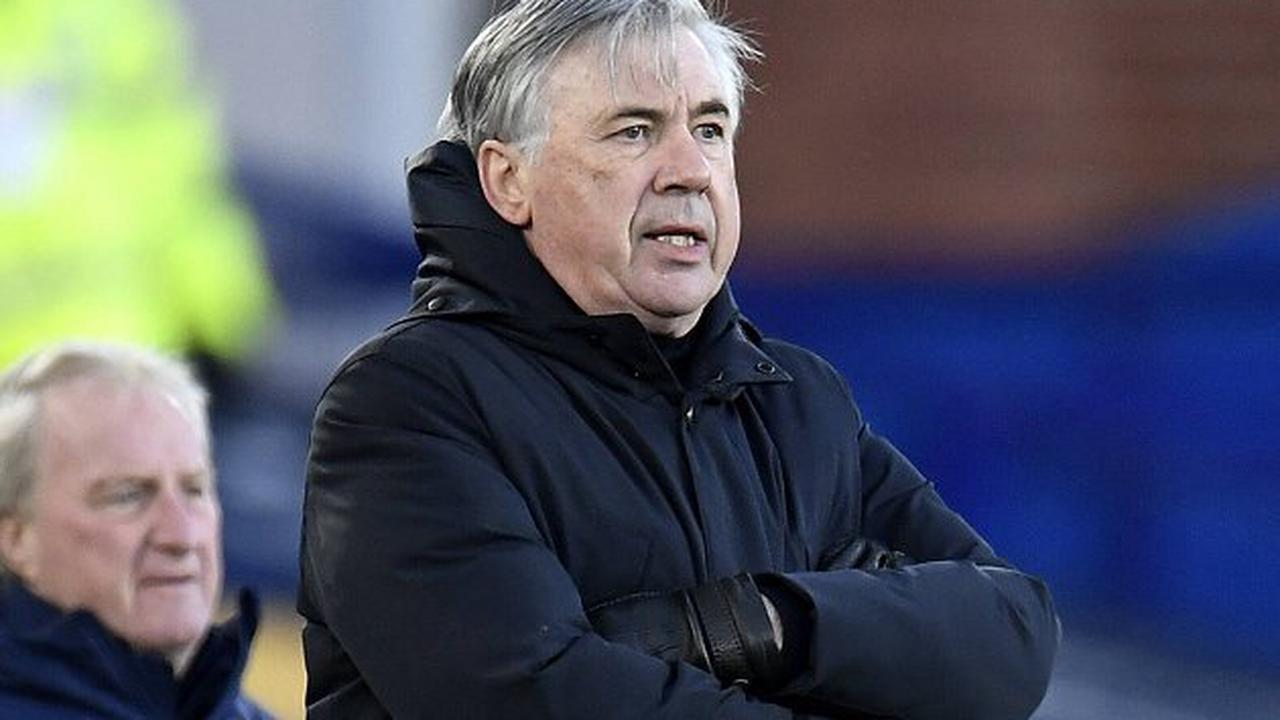 New Real Madrid coach Ancelotti gets started at Valdebebas