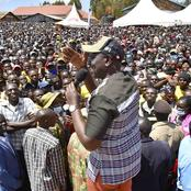 Ruto Says The 2022 Race Will Not Be Based On Tribe But Development