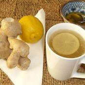 Ginger Lemon Tea Recipe To Detox Your Body & Get Rid of Bloating