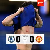 Chelsea vs United: These Are The 5 Things I noticed During The Match