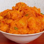 How To Prepare Yam Porridge