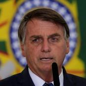 Coronavirus: Bolsonaro advises Brazilians to 'quit whimpering' as passing spike