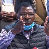 Ruto's Name Dragged Into Kabuchai Politics as Wetangula Resorts to Pleading