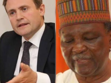 Gen. Gowon Denied Looting Central Bank While In Power, See His Response To The British MP Accusation