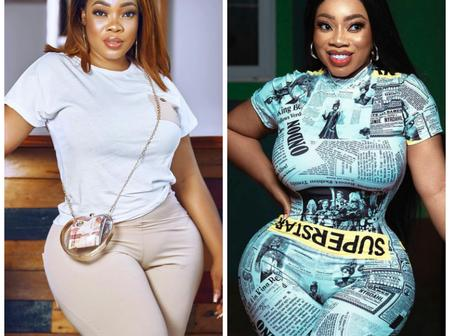 Meet The Beautiful Ghanaian Actress Who Once Vowed Never To Date Broke Guys (photos)