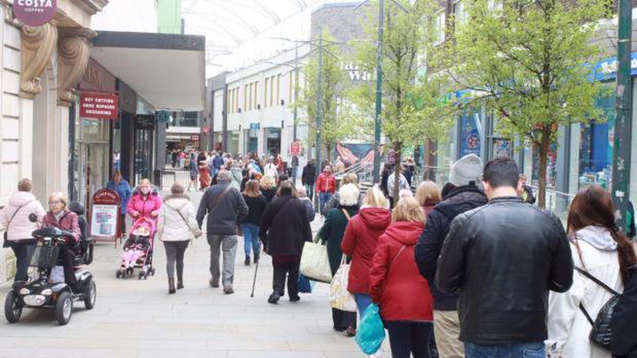 'I can wait a bit longer': Readers' reactions as shops reopen in Newport