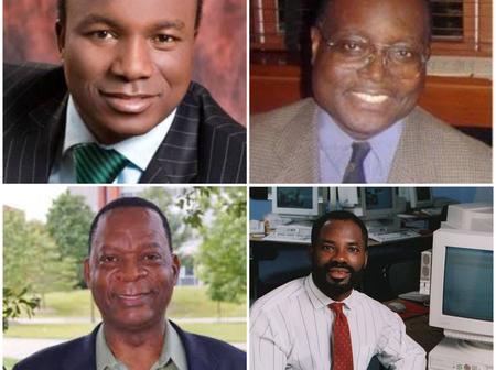 Meet Nigeria's most celebrated scientists