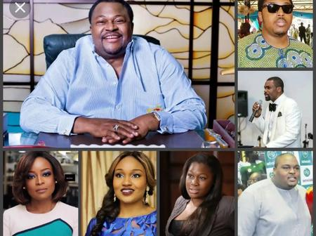 Lovely Pictures of Mike Adenuga and His Family