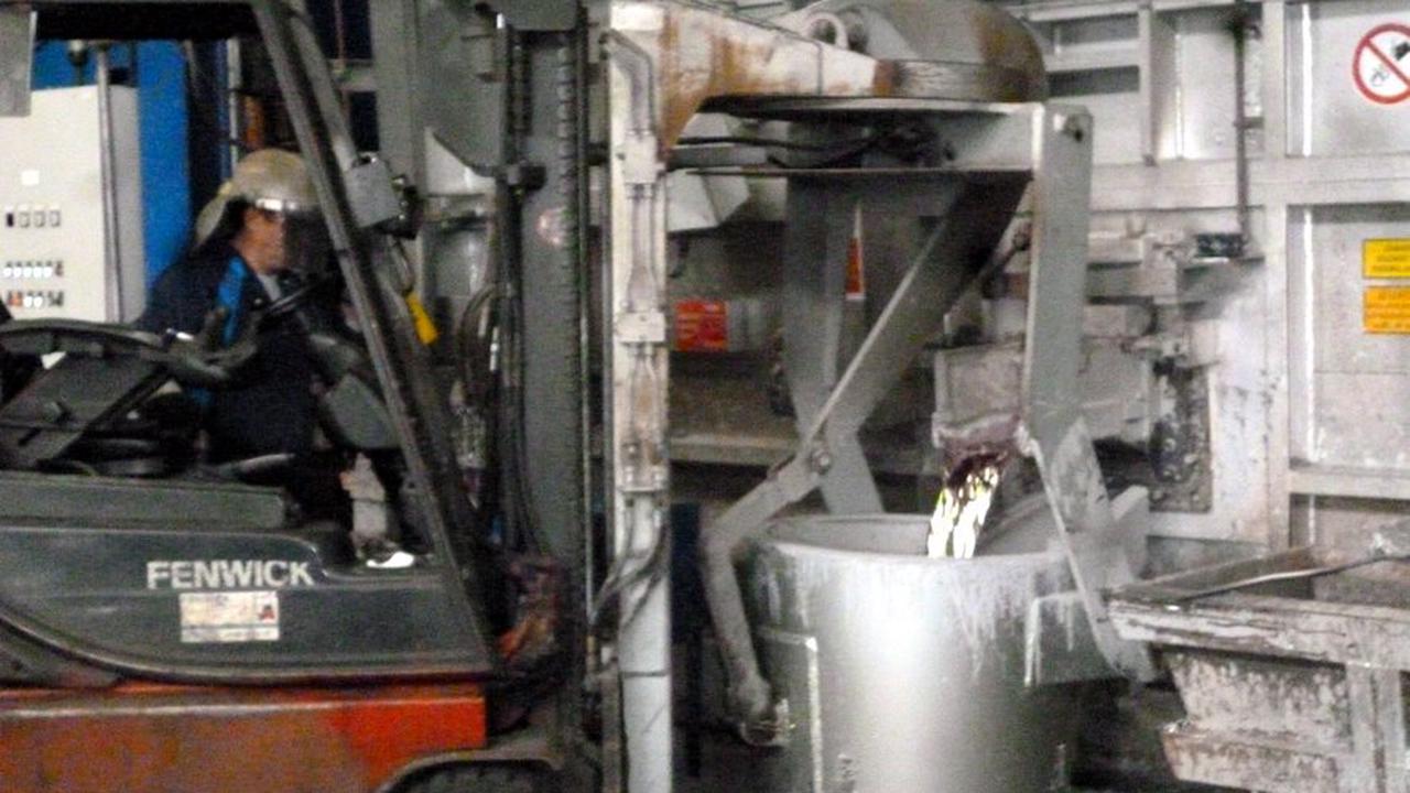Viviez :l'usine Sam placée en liquidation avec poursuite d'activité durant 3 mois