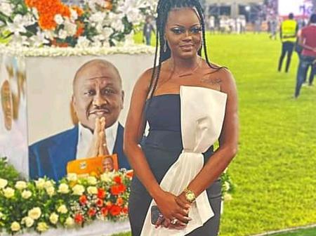 Créol représente les artistes du Gabon aux obsèques de Hambak