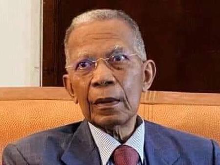 Madagascar : L'ancien président de la république Didier Ratsiraka est décédé