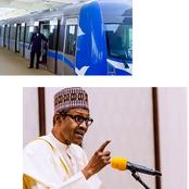 Beacon Of Hope For Ndigbo As Buhari Fixes Date To Flag Off Eastern Rail Corridor