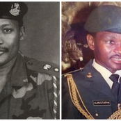 2 courageous Army Officers under IBB and Abacha history will never forget