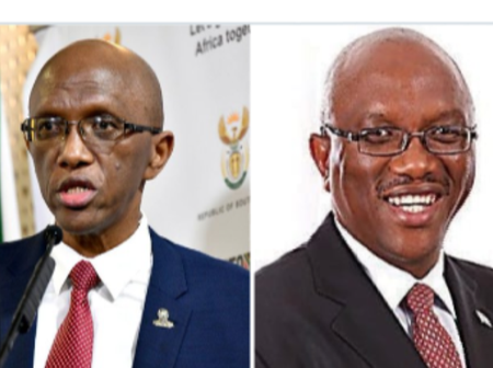 What You Didn't Know About Kimi Makwetu, Outgoing Auditor General
