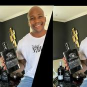 Anga Makubalo well known as NaaqmusiQ surely knows how to start a Friday left many in Mzansi Amazed