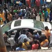 W/R: Man shot dead, wife severely injured in a day time gun robbery at Takoradi market.[Details]