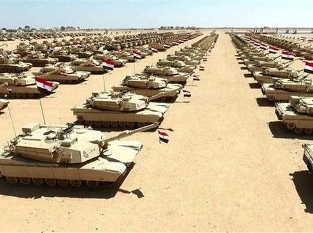 Classement des puissances militaires en Afrique