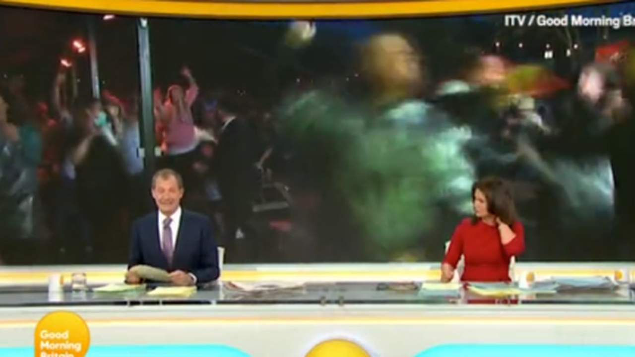 Euro 2020: Good Morning Britain's Alastair Campbell says England shouldn't have been given penalty