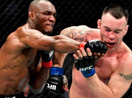 #UFC245: Nigeria's Kamaru Usman beats Colby Covington