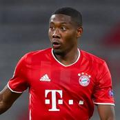 UCL: Devastated that my last UCL match for Bayern Munich was a very bitter one- David Alaba