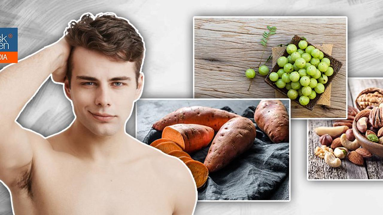 7 Foods That Promote Healthy Hair Growth
