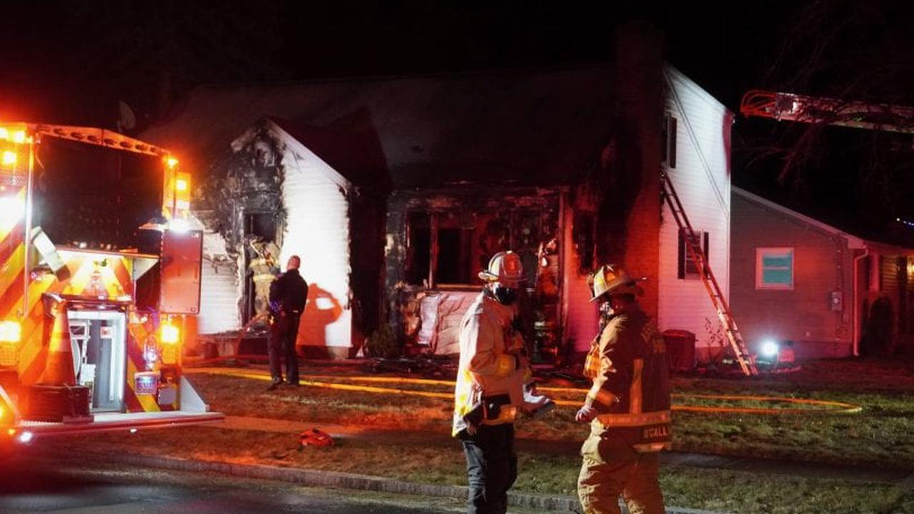 Saturday Night Blaze in West Hartford Home Claims One Life