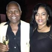 Meet Passaris' 76 Year Old Husband, See Ironic Reaction Of Passaris After She Caught Him Cheating