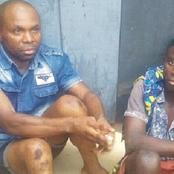 Tosin Lured Me Into It, Man Arrested By Amotekun For Homosexual Act Confesses