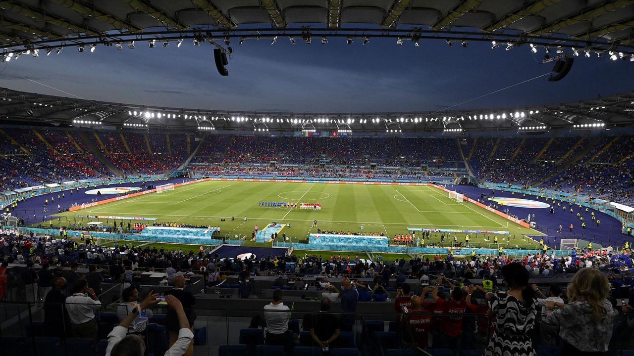 Autobombe in der Nähe des Stadions in Rom entschärft