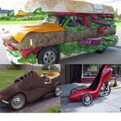 The weirdest cars you will ever see
