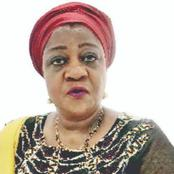 Lauretta Onochie Reveals The Action Taken By Isa Pantami After Reports Had It He's On US Watch List