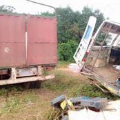 Grave accident de la circulation à Logoualé : 16 personnes perdent la vie dans la collision