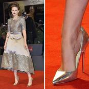 This Is Why Celebrities Wear Shoes That Are Too Big for Them!!