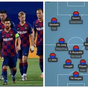 Can Messi and Dembele Do it? Barcelona Confirmed Squad vs Bayern Munich