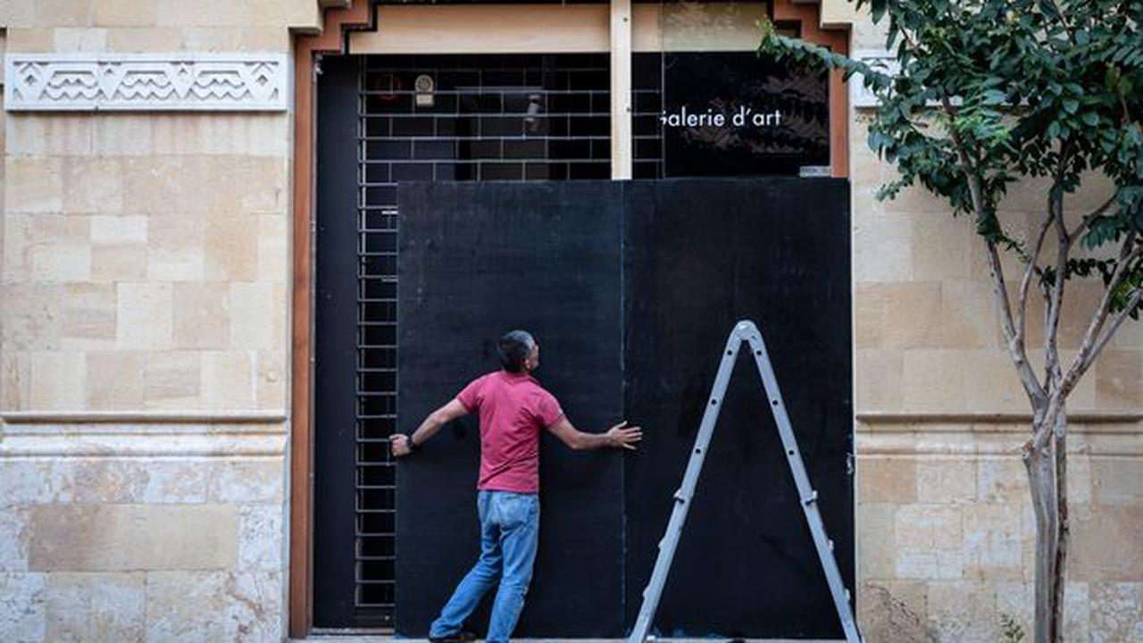 Beirut's Creatives Rebuild Four Months After Devastating Blast