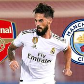 Isco open to Arsenal move