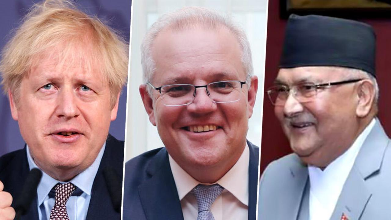 Scott Morrison - Boris Johnson, Scott Morrison and Other World Leaders Extend Their Wishes to India