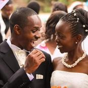 Boniface Mwangi And His Wife Mark Their Anniversary in Style
