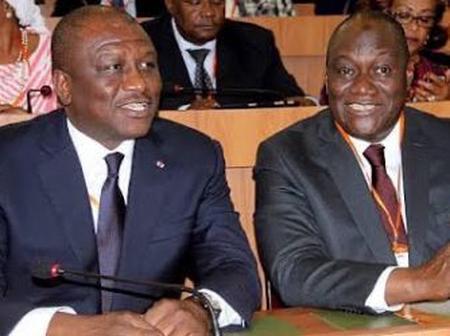 Réajustement technique du gouvernement : Patrick Achi et Birama Tené