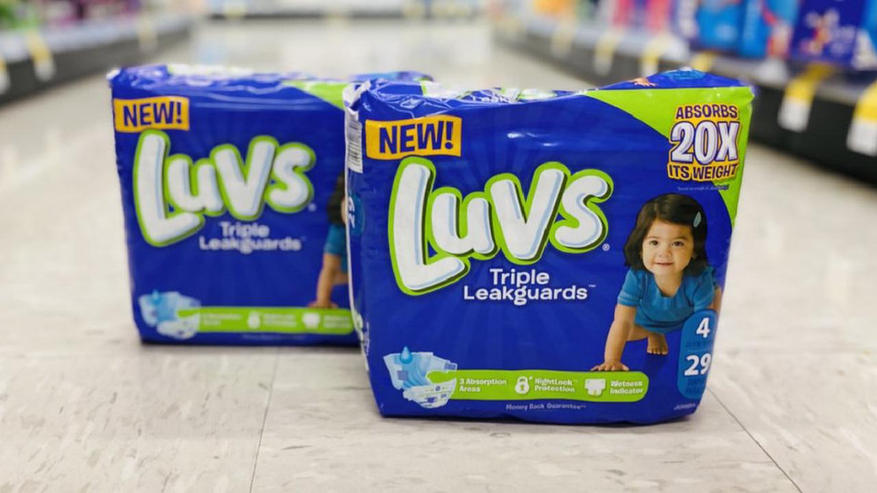Luvs Diaper Packs Just $1.99 Each at Walgreens (Regularly $7.49)