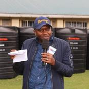 DP Ruto's Hustler Narrative is Divisive - Sotik MP Dominic Koskei Says