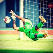 Hail King Khune: Khune's Penalty Save In Cameroon