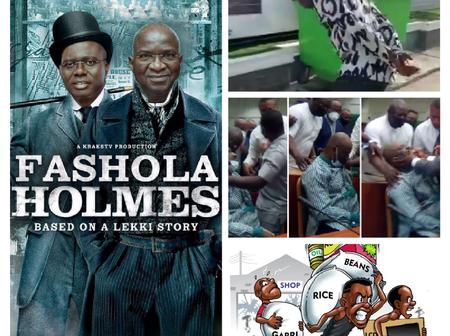 Flashback: See 3 Funny Trends That Made 2020 Memorable In Nigeria (Photos)