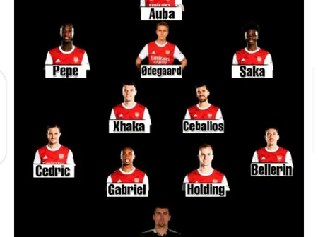 2 Best Ways Arsenal Could Line Up and Face Liverpool Tomorrow
